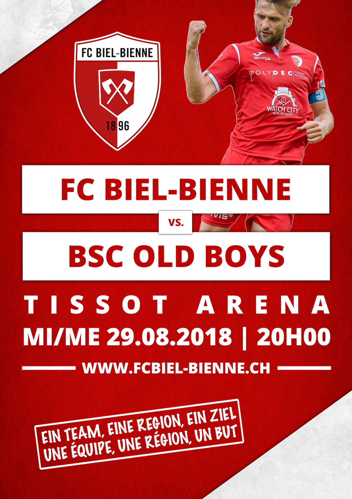 FC Biel-Bienne vs. BSC Old Boys